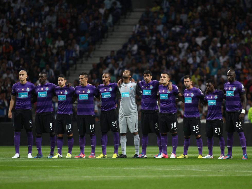 Apresentação FC Porto 2012/2013