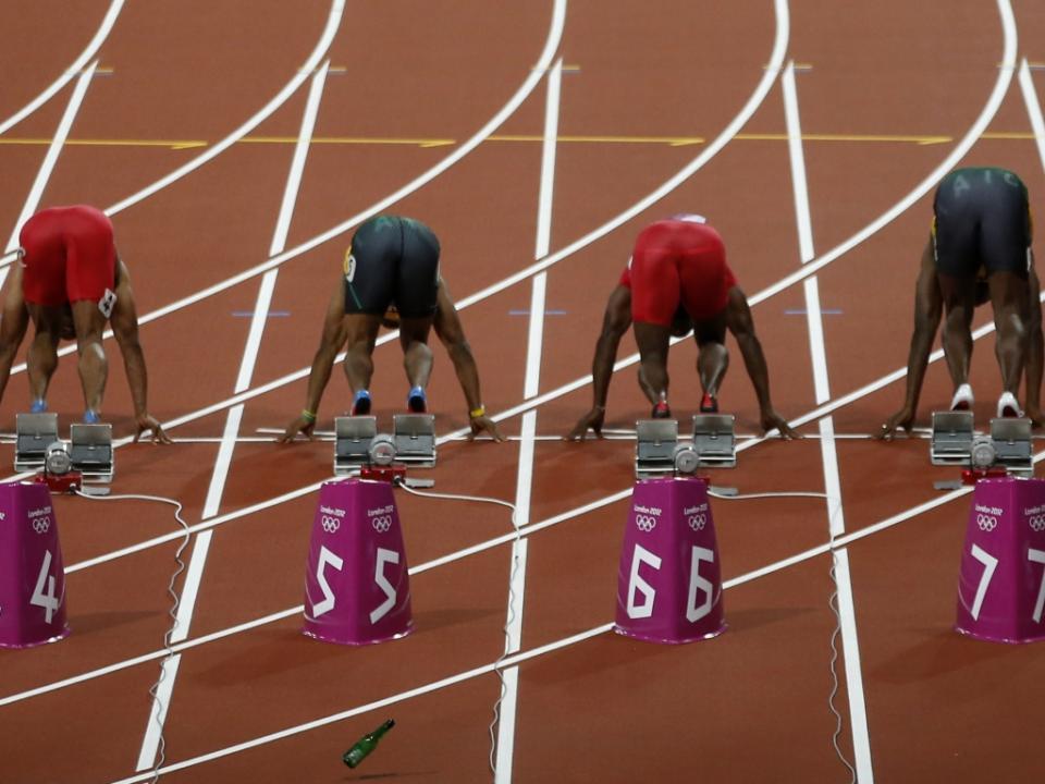 Atletismo: Portugal sétimo nos 4x100m