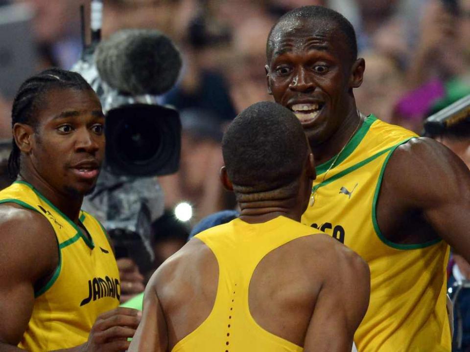 Bolt perde ouro olímpico por causa de doping de companheiro