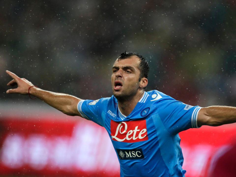 Itália: jogo louco em Nápoles (3-3) com golo de Bruno Fernandes
