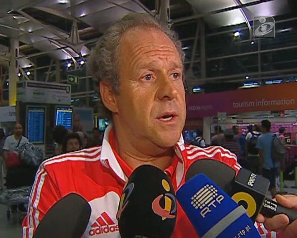 António Carraça: «Benfica falhou por erros de Jesus»