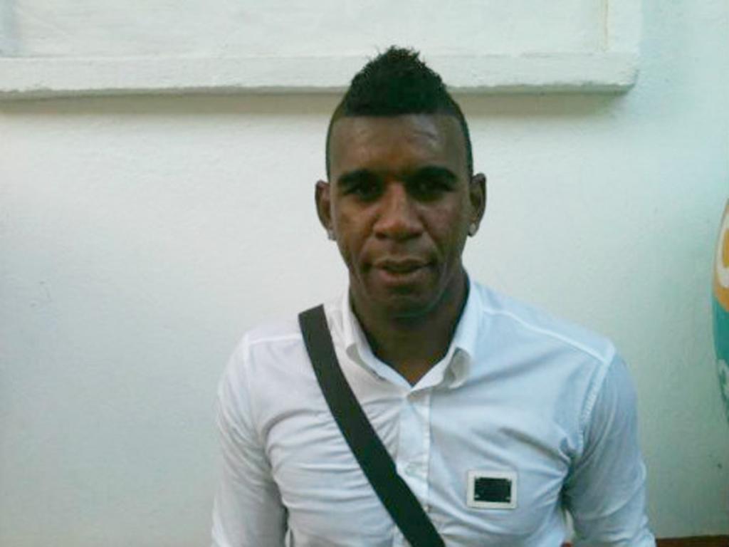 Márcio Rosário assina pelo Marítimo