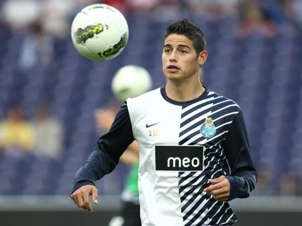 James ajuda Colômbia a esmagar a Bolívia (5-0)