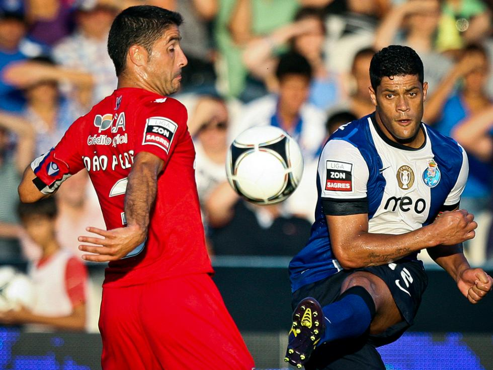 Gil Vicente vs FC Porto (JOSE COELHO / LUSA)