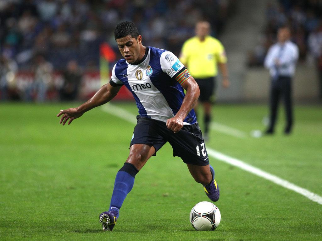 F.C. Porto: dragões de ouro para Vítor Pereira, Hulk e Maicon