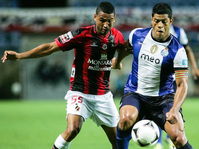 Olhanense vs FC Porto (Lusa)