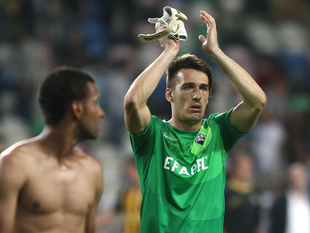 Ricardo: do golo a Palatsi à história frente ao FC Porto