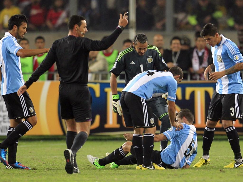 Argentina-Peru