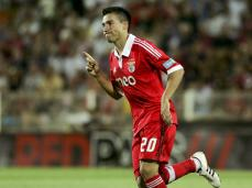Melgarejo voltou a jogar como lateral diante do Bétis