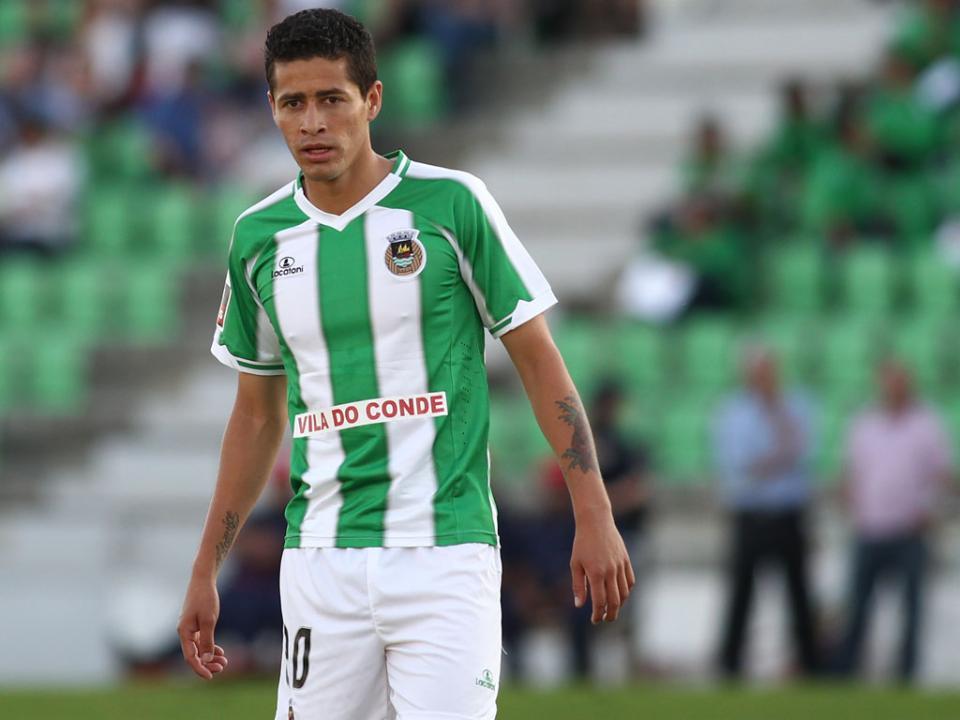 Diego Lopes: «Aimar é um ídolo, tenho a camisola dele»
