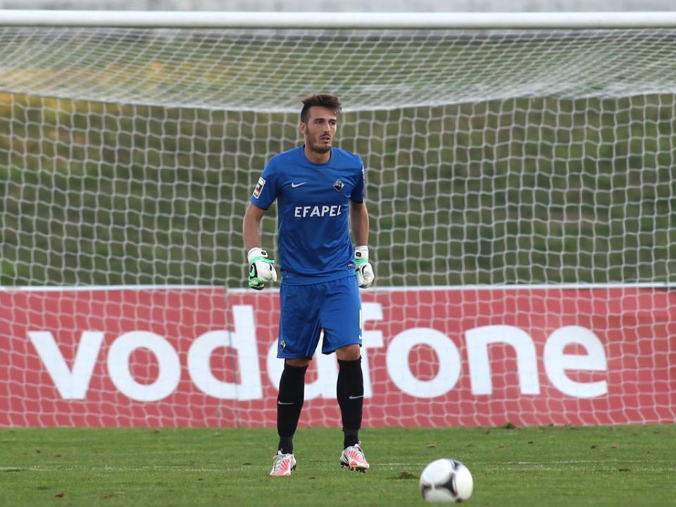 FC Porto: Ricardo Nunes a caminho do Desp. Chaves
