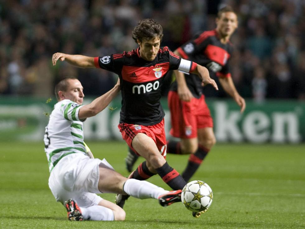 Celtic vs Benfica (EPA)