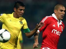 Paços de Ferreira vs Benfica (LUSA)