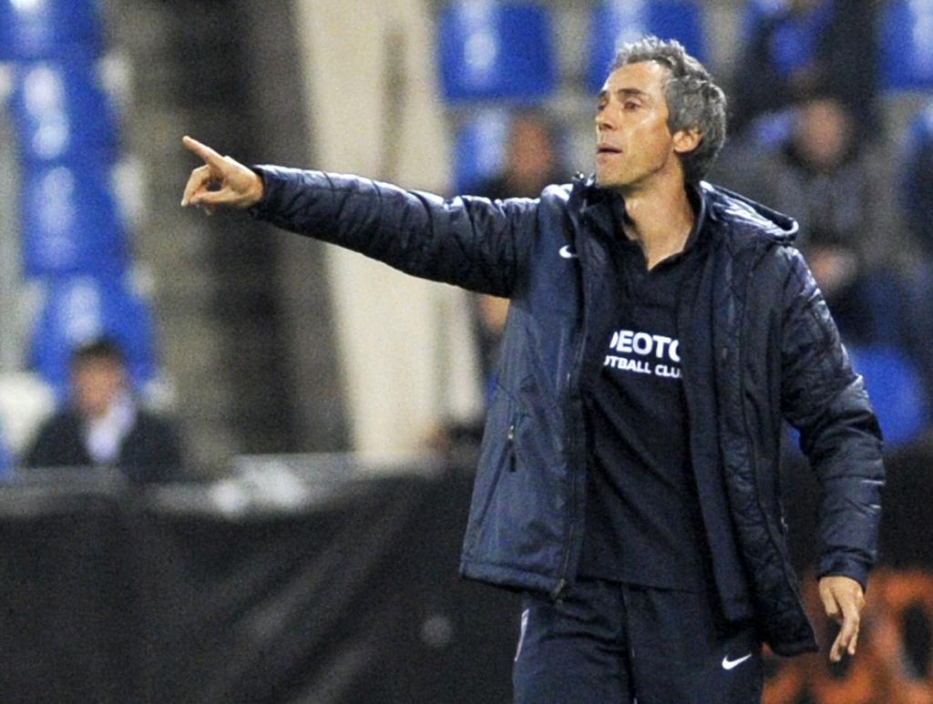 OFICIAL: Paulo Sousa deixa o Videoton