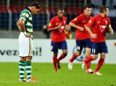 FC Videoton vs Sporting CP (Lusa)