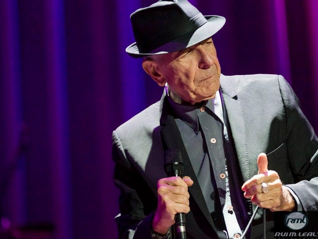 PLAY: Leonard Cohen, o baterista e o guarda-redes