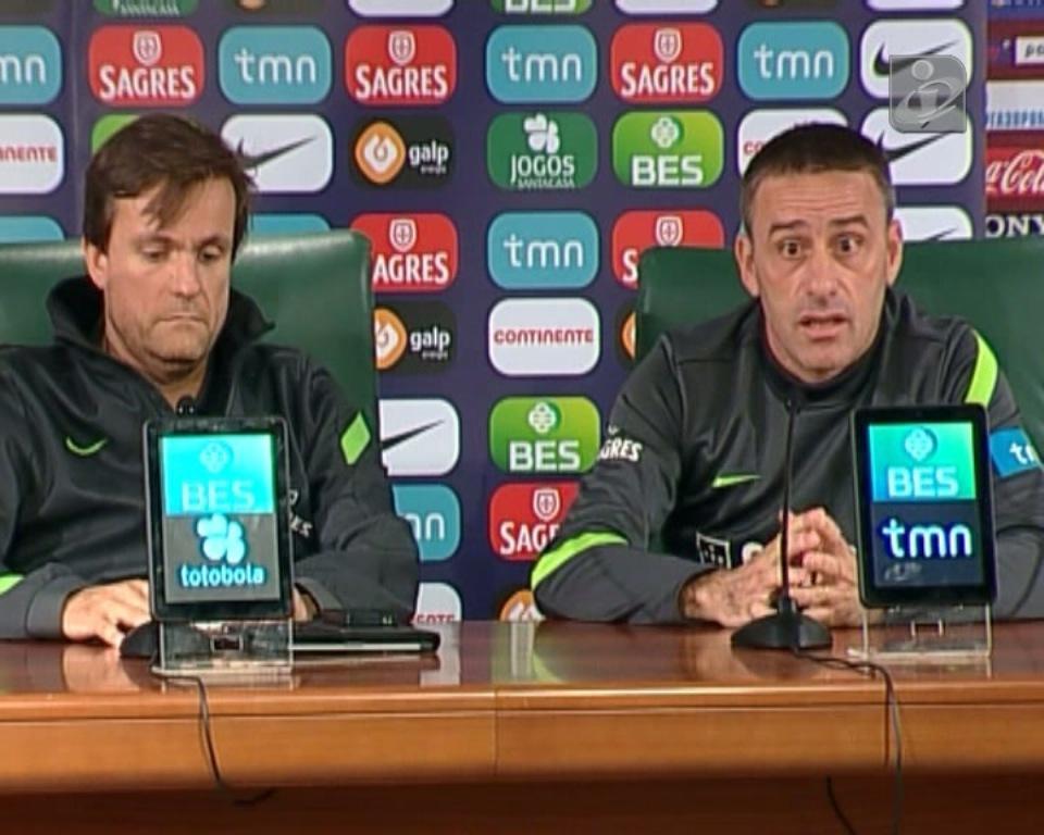 Paulo Bento: «Jogo importante, não decisivo»