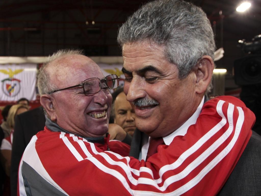 Benfica: Luís Filipe Vieira volta a apontar para os 300 mil sócios