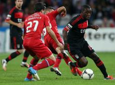 Gil Vicente vs Benfica (EPA/JOSE COELHO)