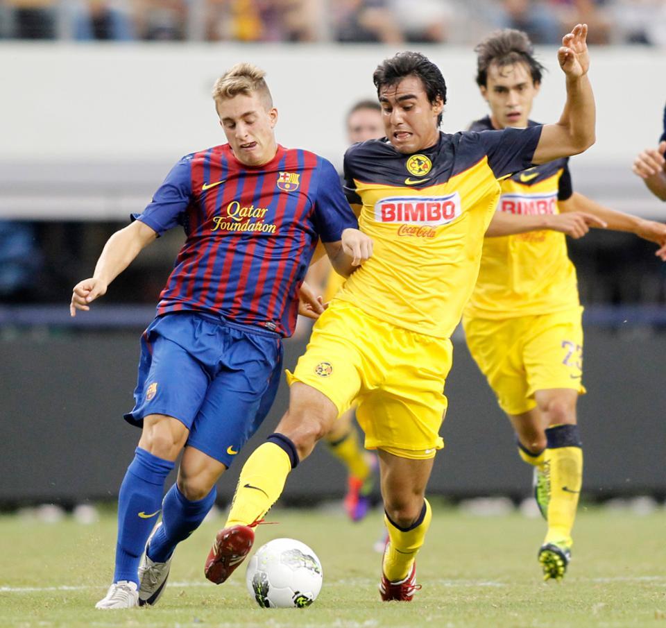 Deulofeu: «Não existe hipótese de regressar ao Barcelona»