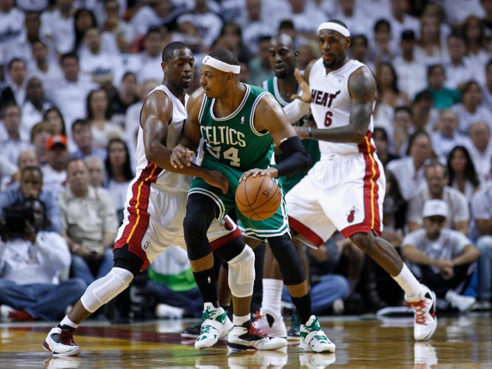 NBA: Boston Celtics retiram camisola 34 em homenagem a Paul Pierce