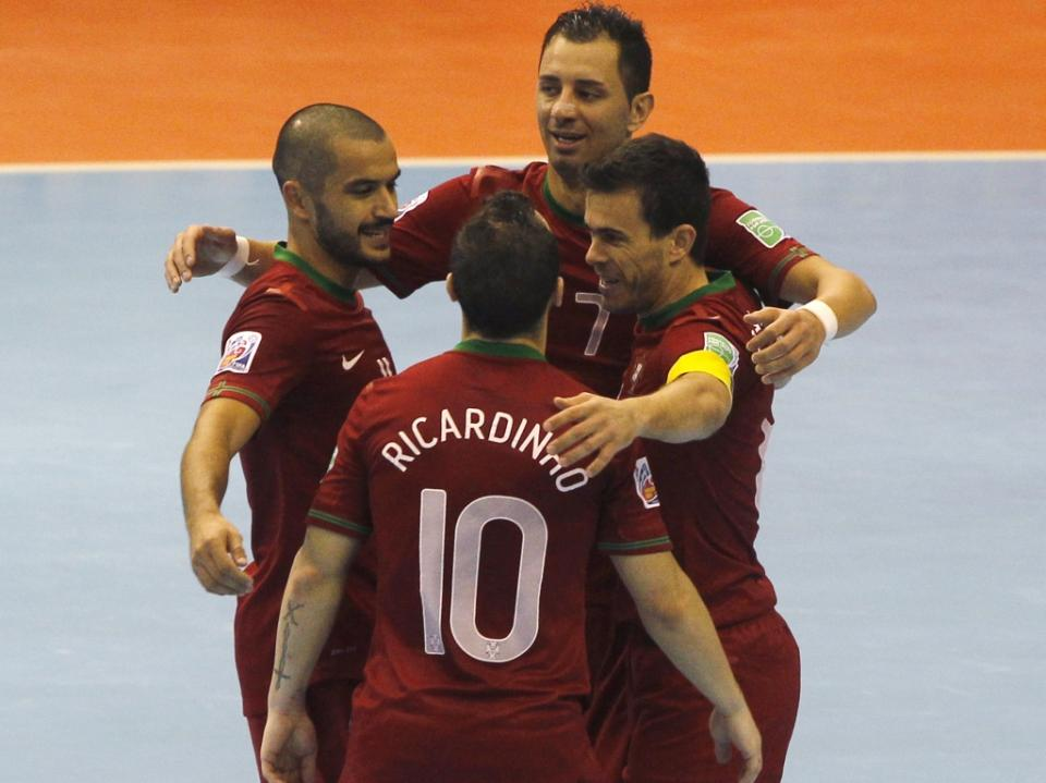Futsal: veja os convocados para o jogo com o Azerbaijão