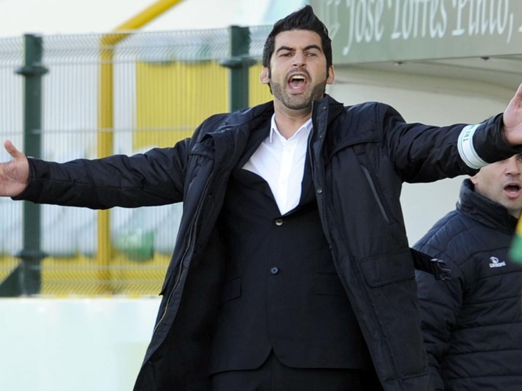 Fonseca: «Hoje seria mais difícil repetir o que fiz no Paços»