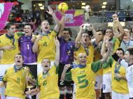 Futsal: Brasil campeão do mundo