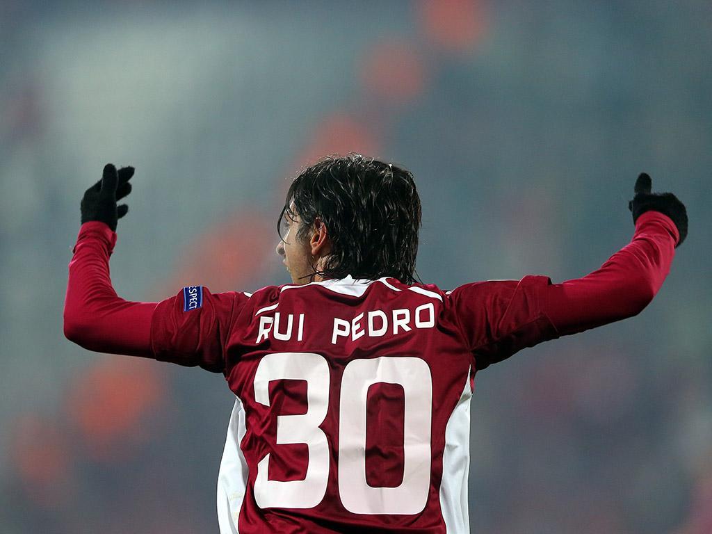 Champions: Rui Pedro é o segundo português a fazer «hat-trick»