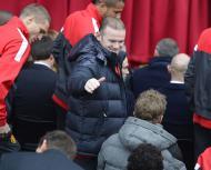 Wayne Rooney - Alex Fergunson ganha estátua em Old Trafford Foto: Reuters