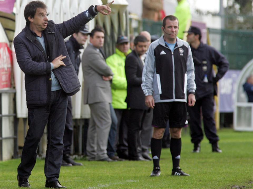 Manuel Machado: «Iremos ter ainda uma época com muitas alegrias»