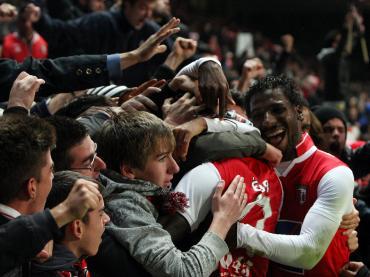Braga fez tombar o campeão