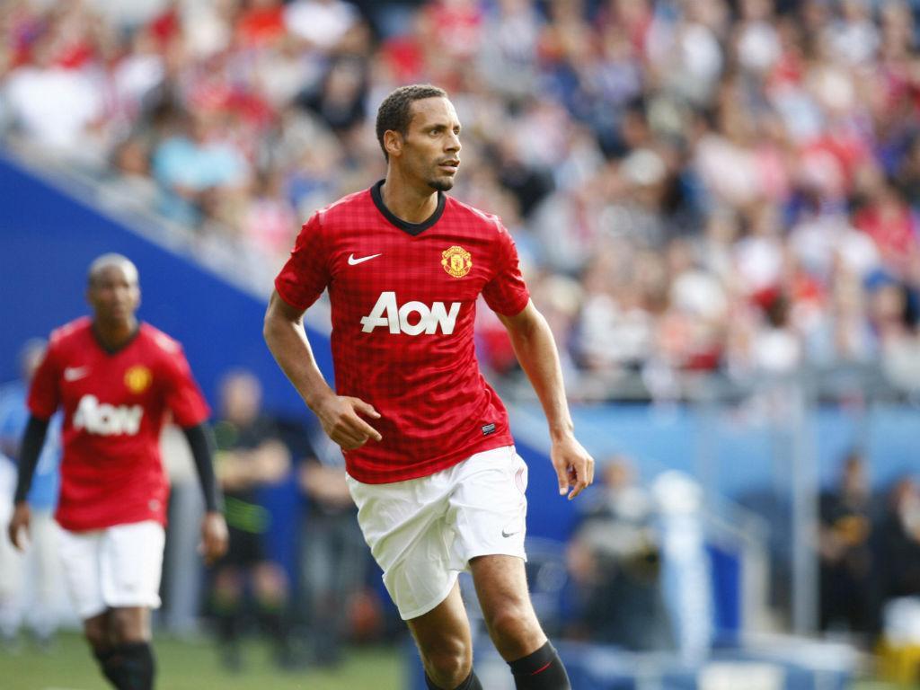 Ferdinand explica como ele e Lampard deixaram de se falar
