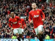 Avançado centro: Wayne Rooney