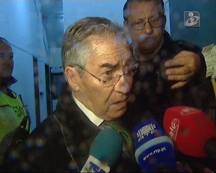 Presidente do V. Setúbal acusa Sporting de «vingança pura e dura»