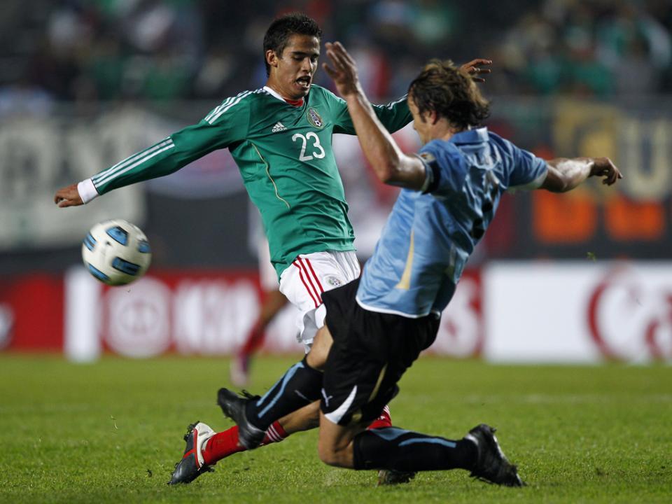Diego Reyes: «Nunca imaginei que seria jogador profissional»