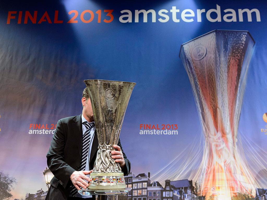 Final da Liga Europa: Bjorn Kuipers apita Benfica-Chelsea
