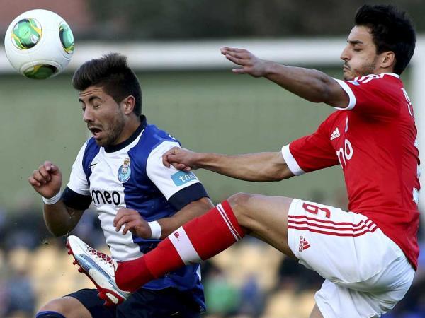 Benfica: Luís Martins no Gil Vicente por três anos e meio