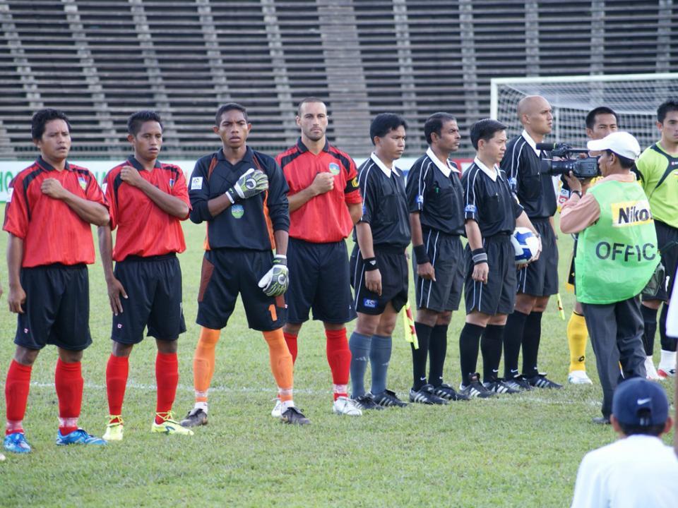 Sea Games: Timor-Leste perde com Birmânia (1-3)