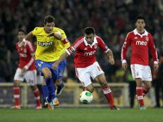 Estoril VS Benfica (Lusa)