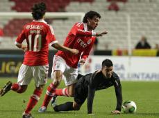 Benfica vs Académica (Lusa)