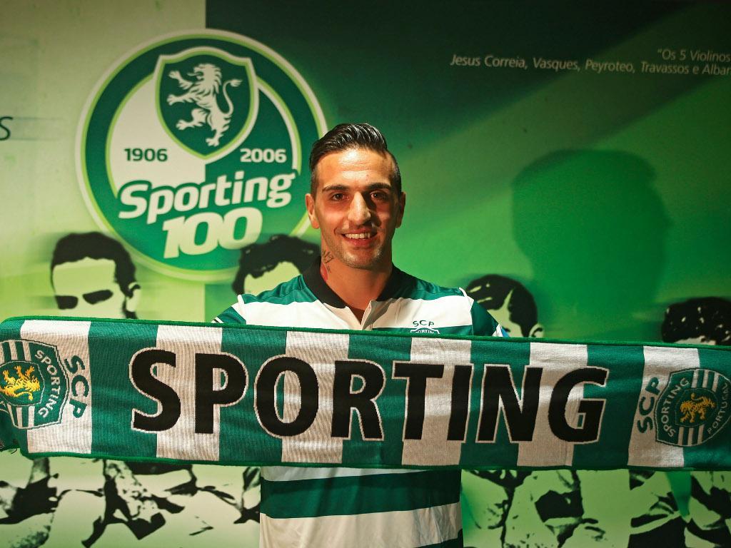 Miguel Lopes rescinde com o Sporting — OFICIAL