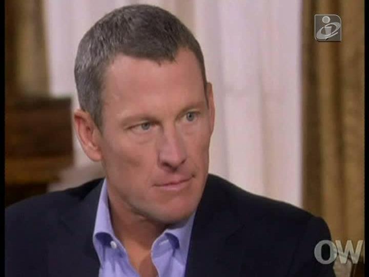 Armstrong já devolveu a medalha olímpica