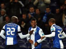 F.C. Porto vs Paços de Ferreira (Lusa)