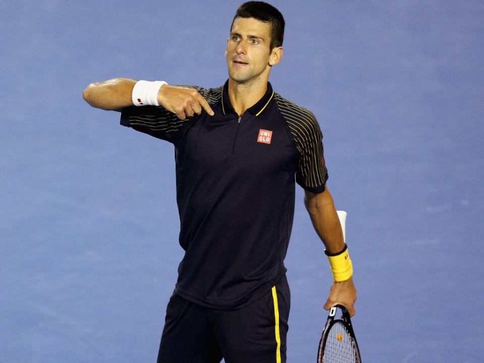 US Open: vitórias de Djokovic, Andy Murray e Serena Williams