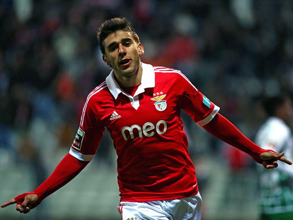 Moreirense-Benfica, 0-2 (destaques)