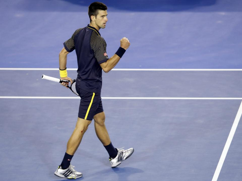 US Open: Wawrinka faz Djokovic sofrer, mas cai