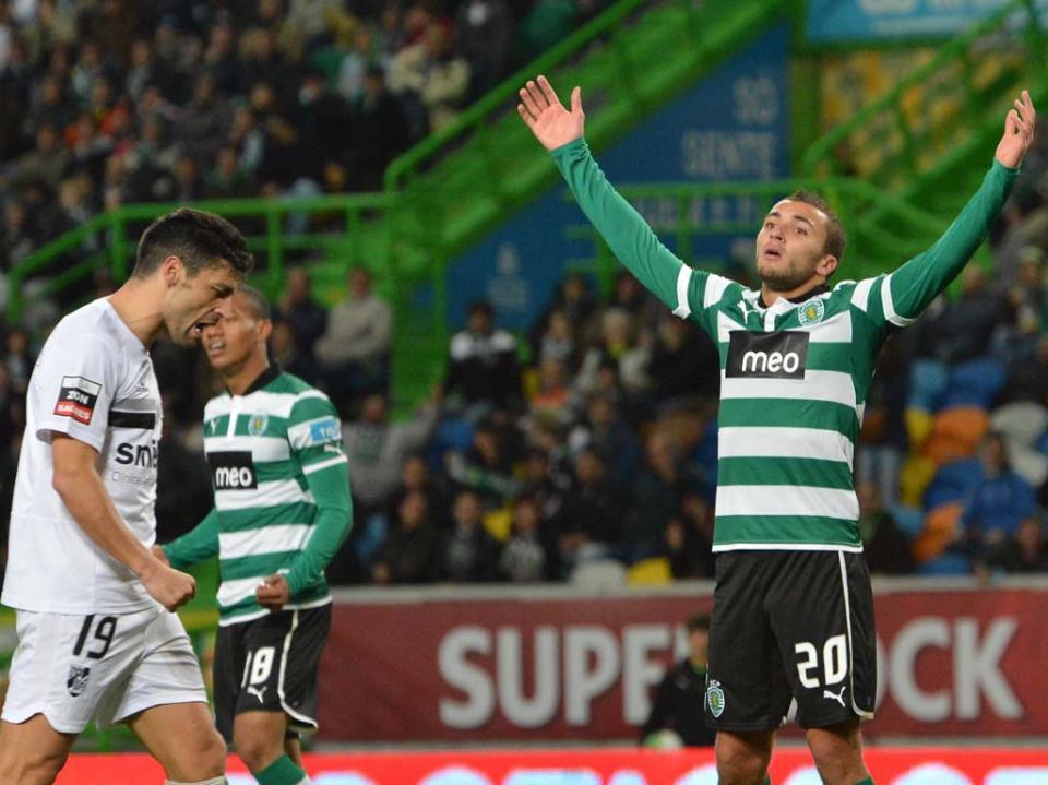 Sporting: multa da FIFA tem a ver com as contratações de Rojo e Labyad