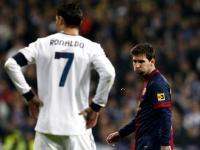 Messi e Ronaldo ao desafio: os números que vão fazendo História