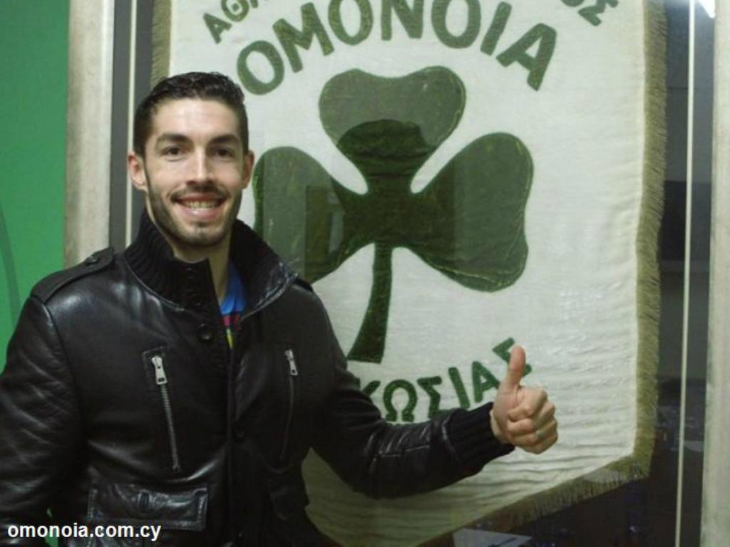 Ex-Benfica: Moreira confirmado no Omonia